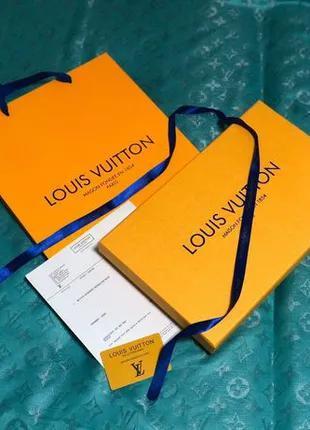 Платок Louis Vuitton Monogram с Люрексом