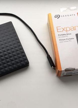 Внешний жесткий диск Seagate Expansion 1 TB