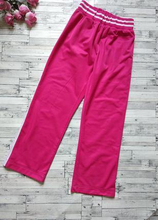 Спортивные штаны с начесом на девочку fore