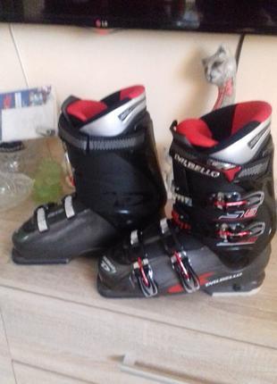 Лыжные ботинки из Германии