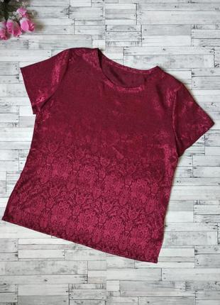 Блуза блузка женская marks & spencer бордо