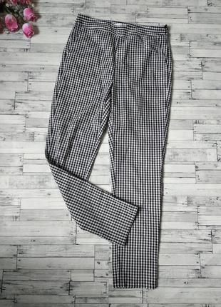 Брюки штаны lucy wang женские в клетку