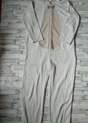 Махровый  кигуруми слип пижама primark love to lounge собака ж...