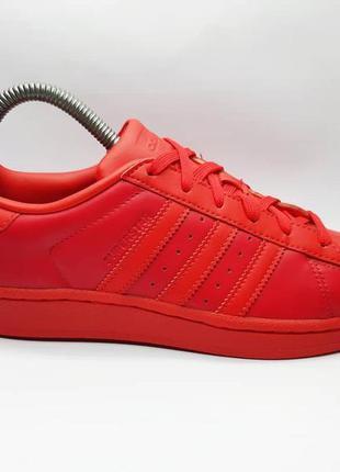 Оригинальные кроссовки adidas originals superstar glossy (s76724)