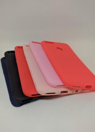 Чехол для Xiaomi Mi A1 / 5X TPU силикон