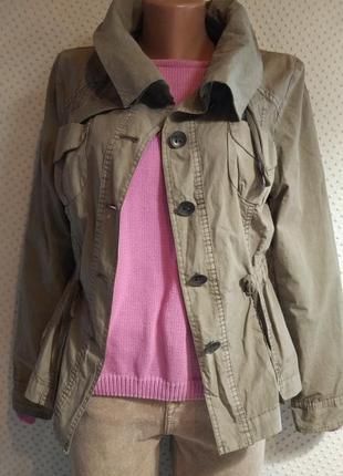 Tuzzi/легкая ветровка немецкого бренда ультрамодной одежды/-50%