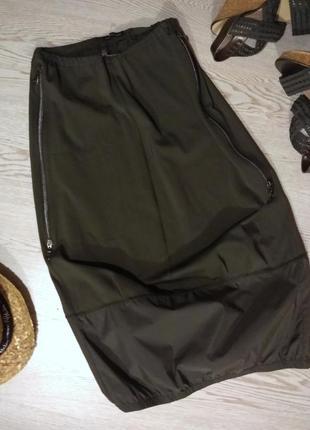Marithe francois girbaud/эксклюзивная юбка французского премиу...