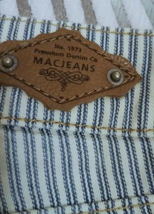 Mac/укороченные летние джинсы немецкого премиум-бренда