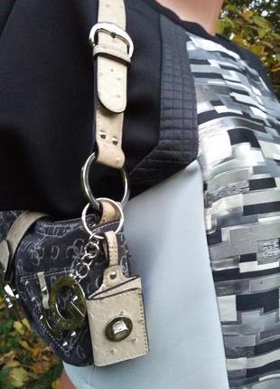 Guess  стильная сумка, клатч от именитого американского бренда...