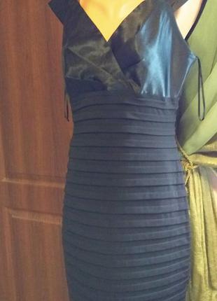 M&co /boutique /элегантное монохромное платье в стиле art haus...