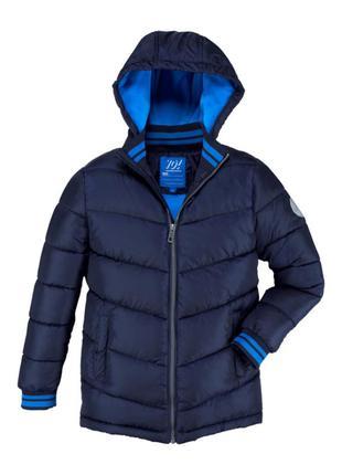 Зимняя куртка на флисе poco piano. размер 128
