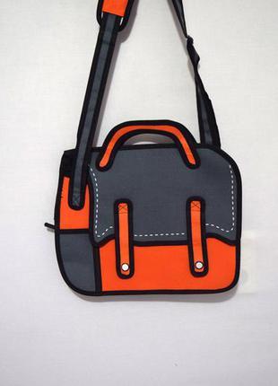3d сумка-портфель