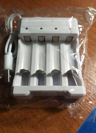 Зарядное устройство батареек