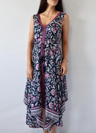 Платье с кисточками monsoon