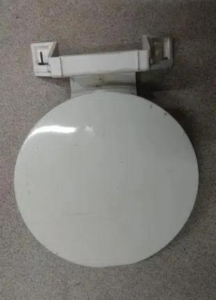 Дверца лючок к фильтру насоса для стиральной машины Whirlpool