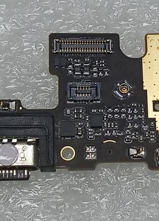 Нижняя плата Xiaomi Mi A3