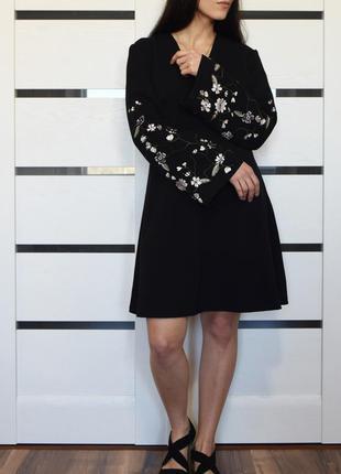 Платье с вышивкой h&m ( новое, с биркой)