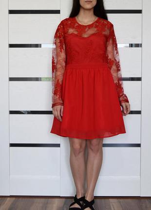 Платье {новое, с биркой} missguided