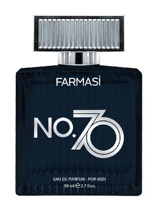 Мужская парфюмированная вода No. 70