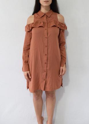Платье (новое, с биркой) missguided