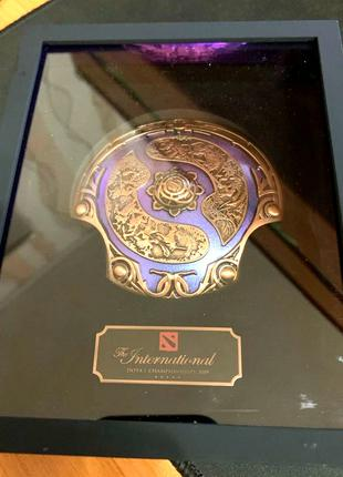 Dota 2 Collector's Aegis of Champions 2019