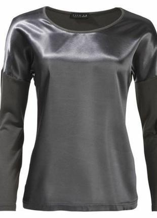 Комбинированная блуза esmara  р. 40-42