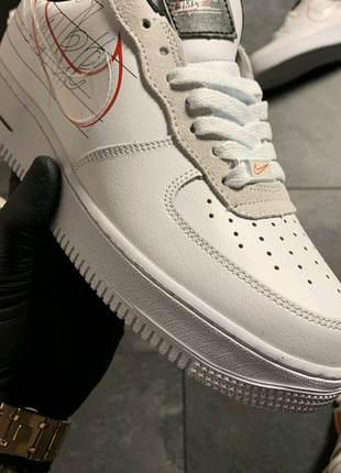 🔥 Nike Air Force 1 07 LX White .