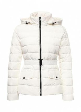 Пуховик женский белый куртка пуховая инсити жіночий куртка пухова