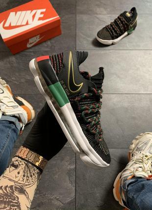 Кроссовки Nike KD 10 Black