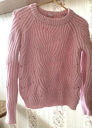 Женский вязаный свитер ostin