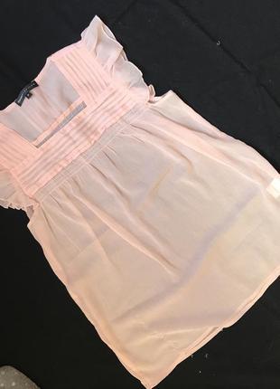 🌿 идеальная полупрозрачная блуза