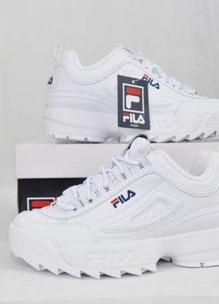 38р, Fila disruptor II 2 premium женские кроссовки фила ОРИГИНАЛ!