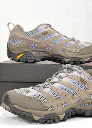 41/26.5см, Merrell Moab 2 женские треккинговые кроссовки vibra...
