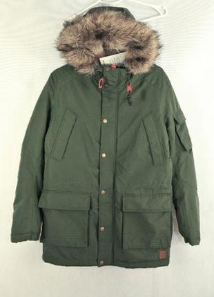 Jack Jones М, мужская зимняя парка куртка, аляска зимова, hm, ...