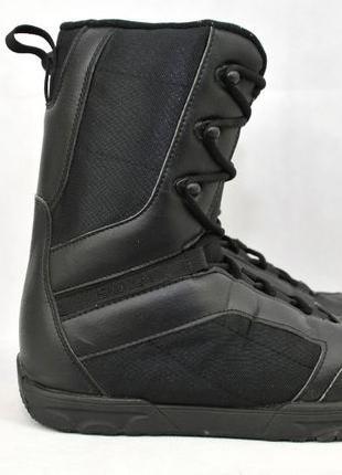 44р, SNOWJAM мужские ботинки для сноуборда, черевики burton x ...
