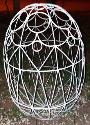 Скульптура Пасхальное яйцо, писанка, пасхальный декор
