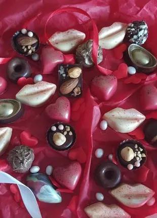 Шоколадные конфеты ручной!!!