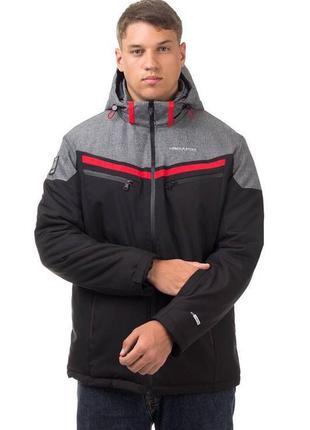 Качественная демисезонная мужская куртка,парка
