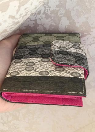 Новый кошелек/ гаманець