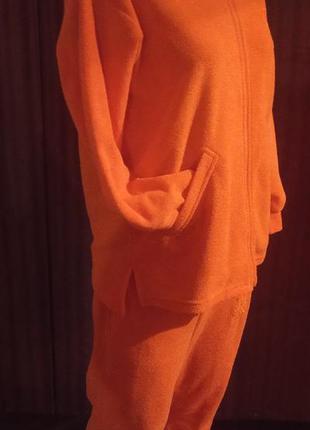 Коттоновый  махровый спортивный костюм от calvin klein сша