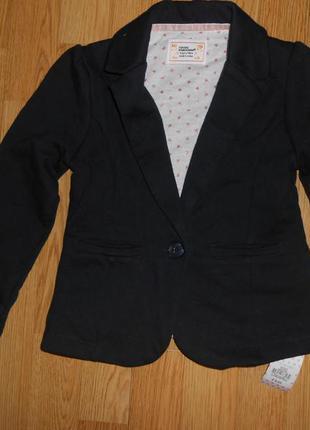 Пиджак на девочку 4-5 лет