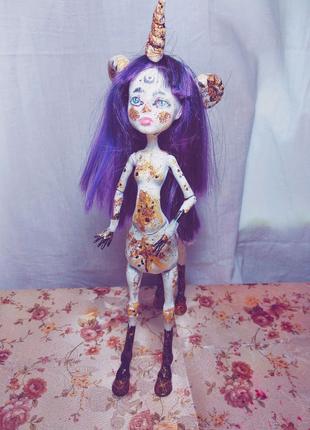Кукла Ооак Монстер Хай Monster Hai кентавр единорог