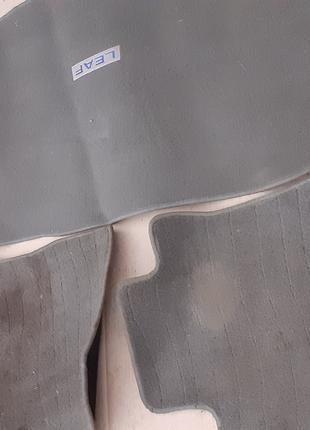 Б/у Летние коврики салона Nissan Leaf
