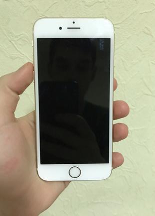 Продам Iphone 6s на запчасти или восстановления. Торг уместен.