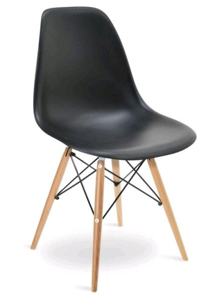 Стул Nik Eames, черный