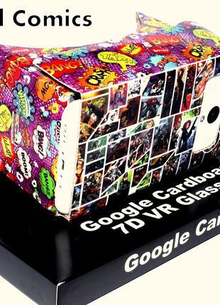 Google Cardboard Шлем виртуальной реальности