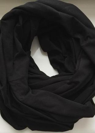 Большой шарф снуд pieces.