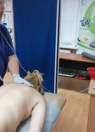 Апаратний масаж по системі Східної медицини