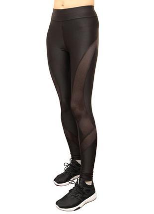 Спортивные женские лосины с высоким поясом для йоги,бега,фитнеса