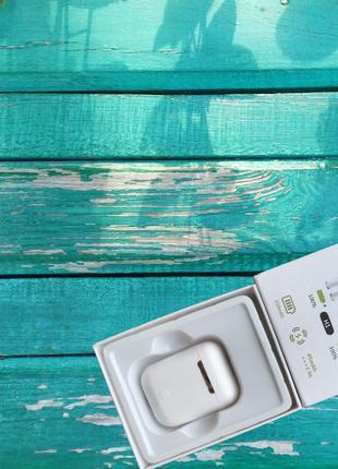 Беспроводные Bluetooth наушники Airpods H1 Сенсорные, с магией!